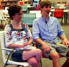 J. Mark Hart & Pro Start Academy team up to produce Teen Video Book Report