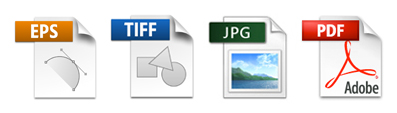 What graphic or image files are acceptable?