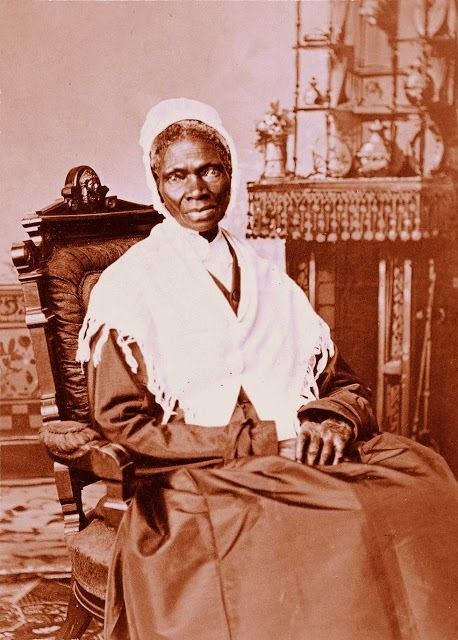 Abolitionist and Women's Rights Activist: Sojourner Truth