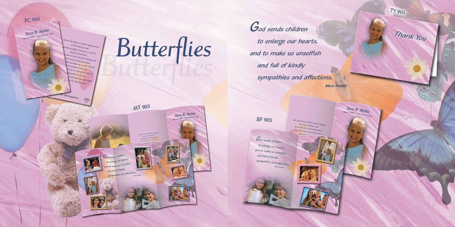 905 Butterflies