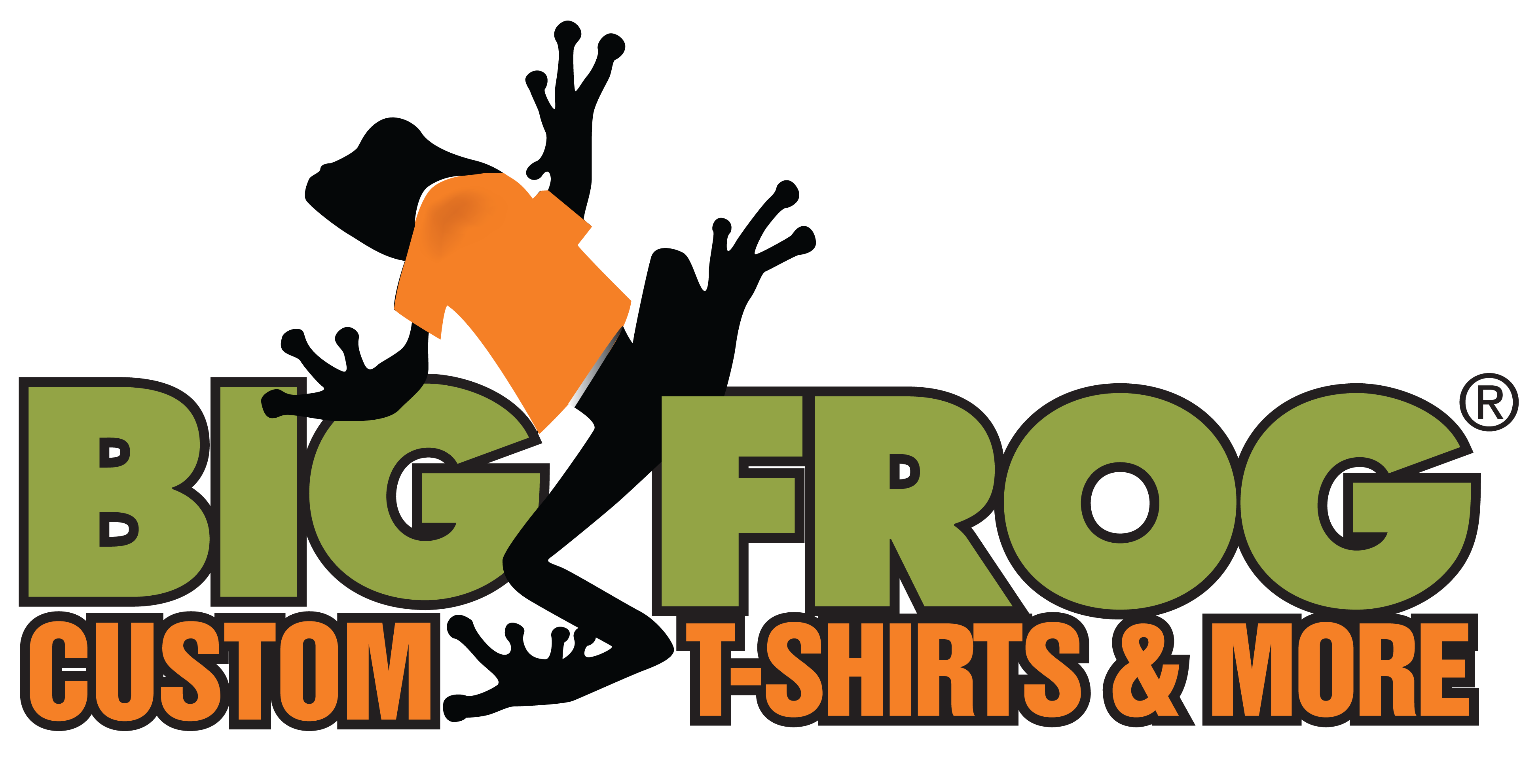 BIG FROG Custom T-Shirts & More of Pearland