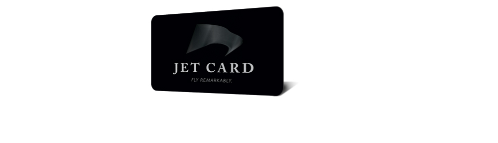 Introducing the Silverhawk Jet Card