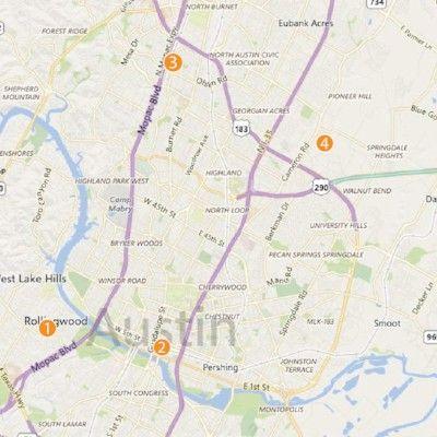 Quik Print - Austin Locations