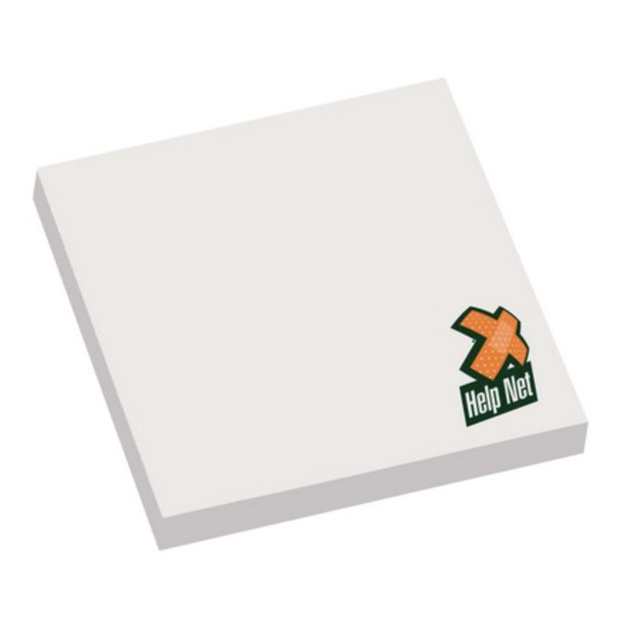 """3"""" x 3"""" Adhesive Notepad - 50 Sheets"""