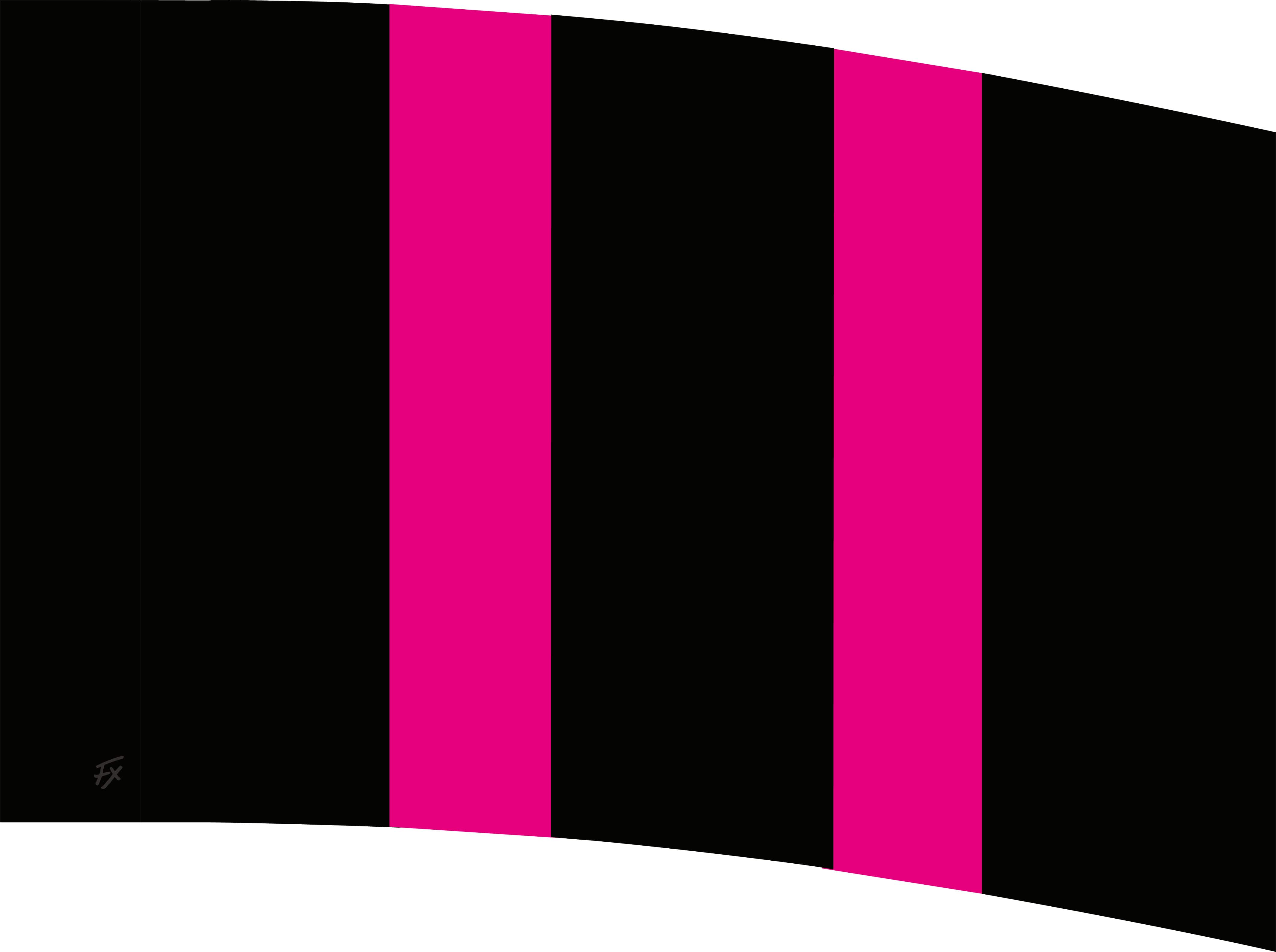 Standard Curve Double Stripe