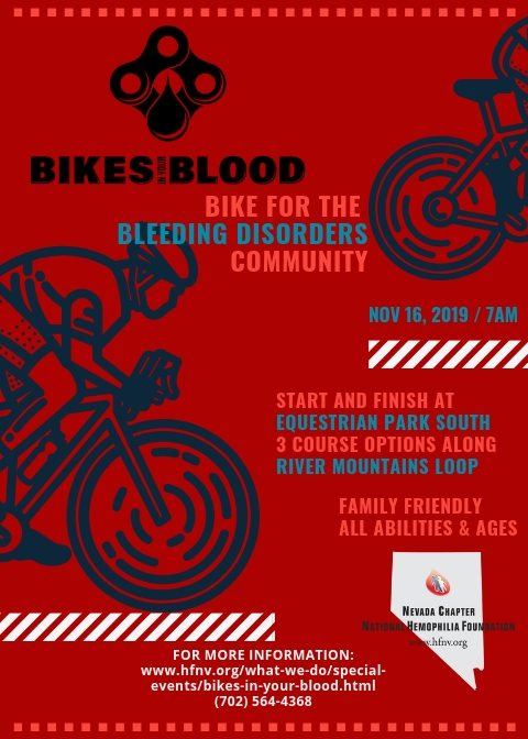 Bikes in Your Blood