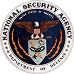 NSA's first emblem