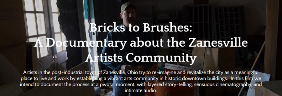 Bricks to Brushes Documentary Pass Through Fund