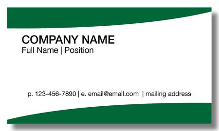 Model #029: Kwik Kopy Design and Print Centre Halifax Business Cards