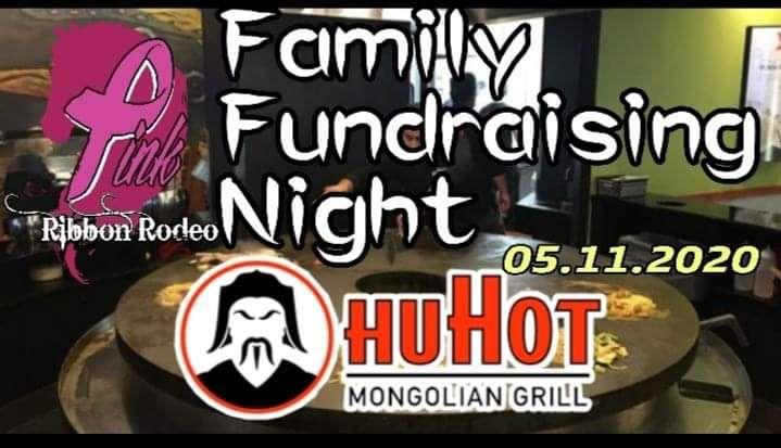 Pink Ribbon Rodeo May Family Fundraising Night