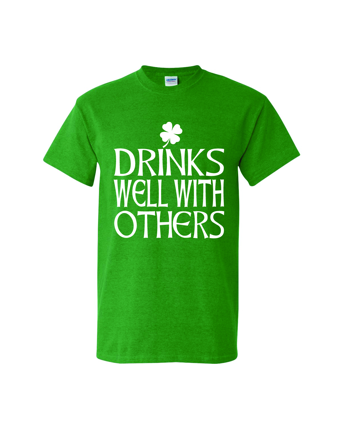 St. Patty's Day Short Sleeve Tee - Drinks Well