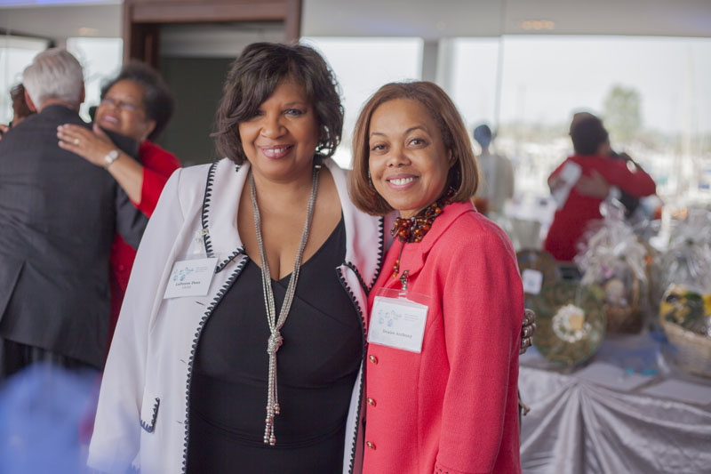 LaDonna Dean, Denise Anthony