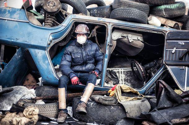 Ukraine: Land of Hope or Hustle?