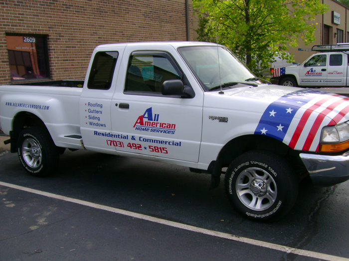 All American Truck Graphics