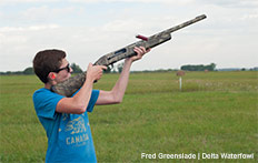 Delta Waterfowl Partners With NSSF and Project ChildSafe®  to Emphasize Proper Firearm Storage