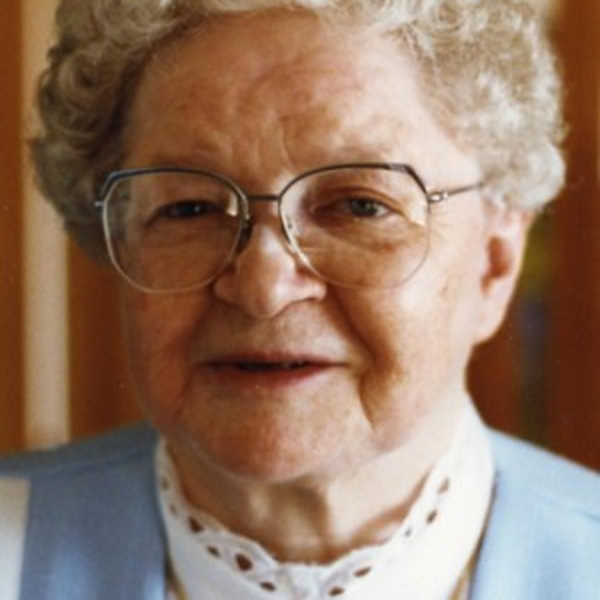 In Loving Memory of Sister Florence Marquart, OSB - January 14, 2010