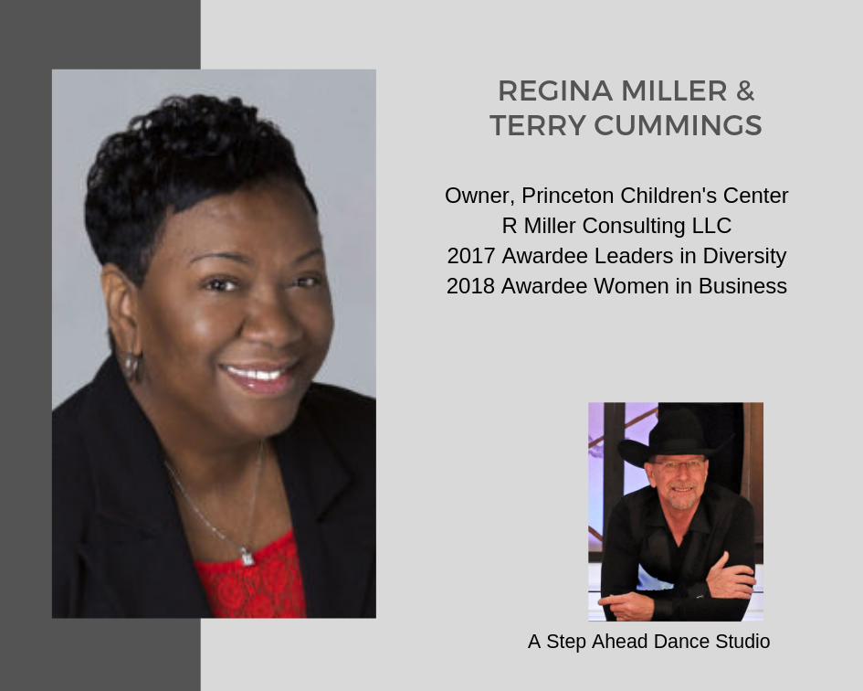Regina Miller / Terry Cummings