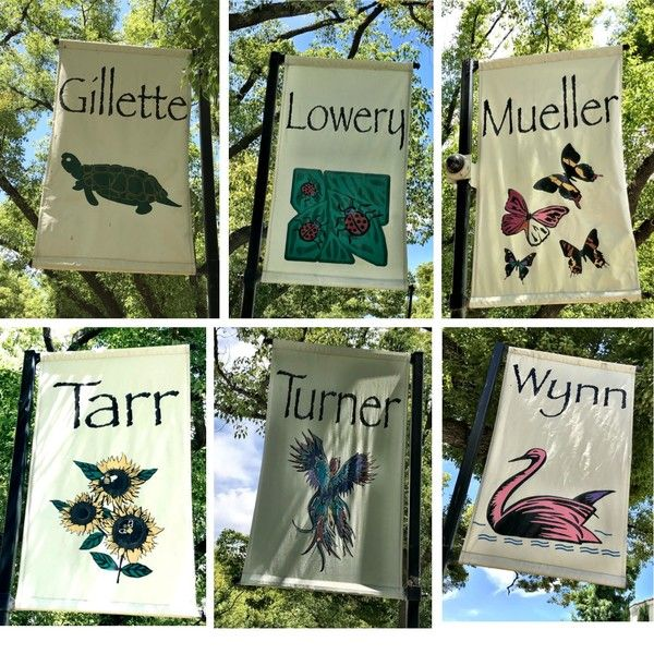 History of the Residential Cottage Banners
