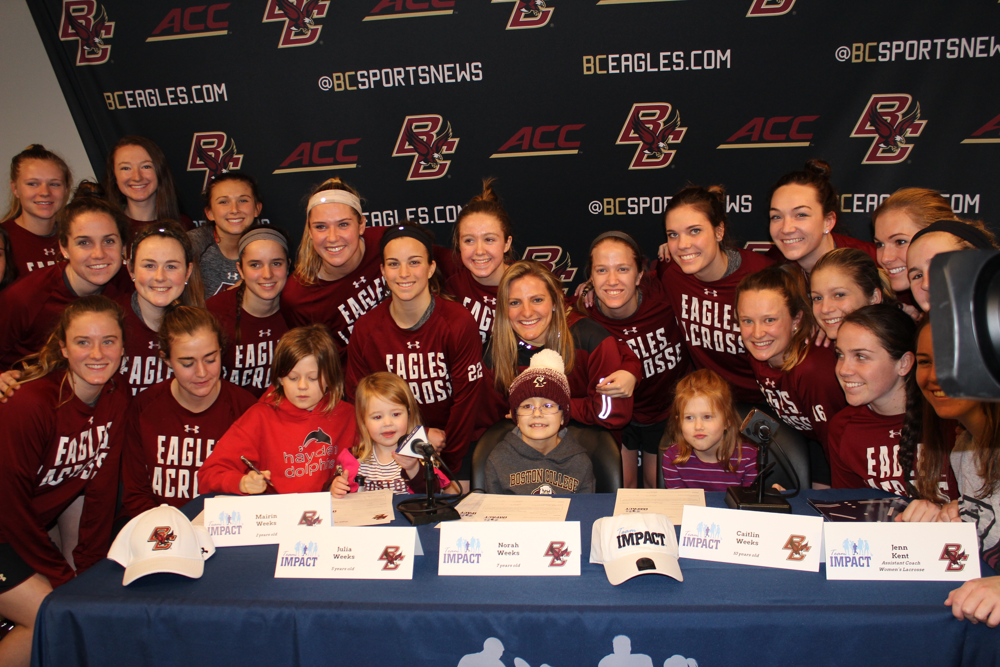 7-Year-Old Honored by BC Lacrosse