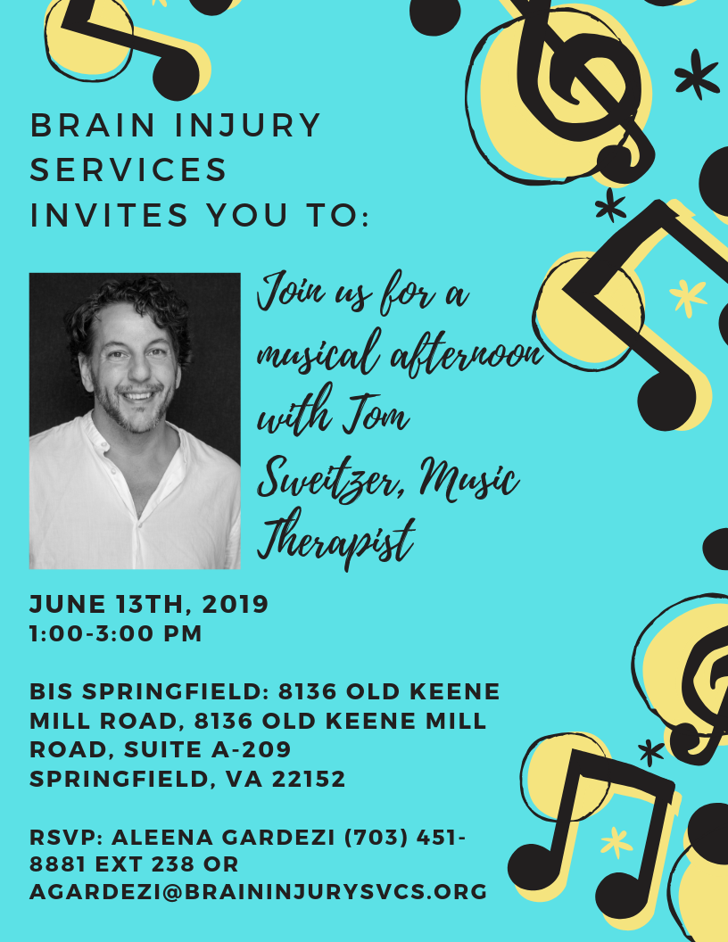 Music Therapy with Tom Sweitzer