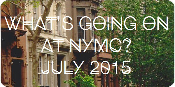 What's Going On: July 2015