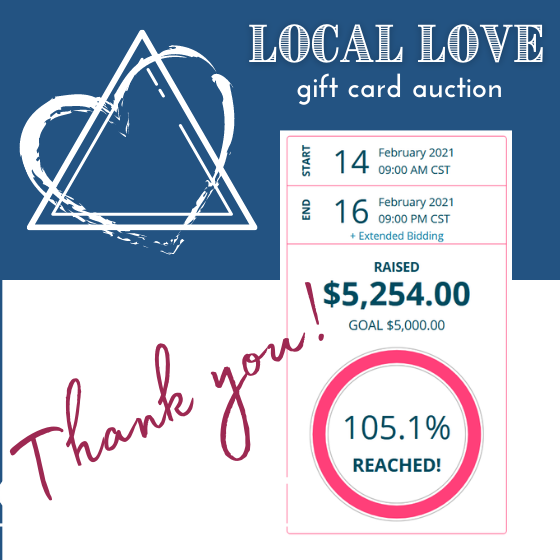 2021 Local Love Auction