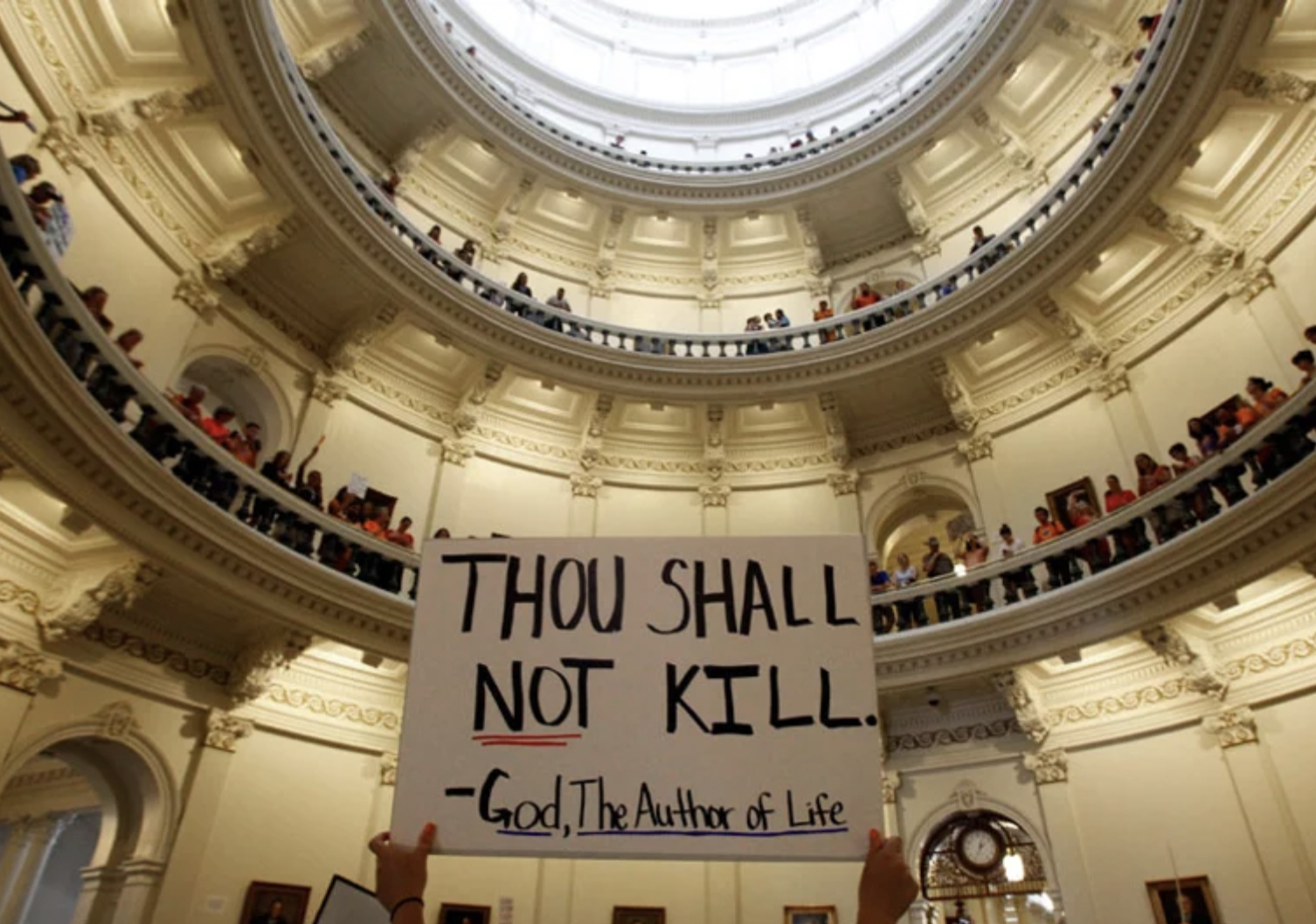 Texas pro-life group evacuated by police over bomb threat, suspicious package