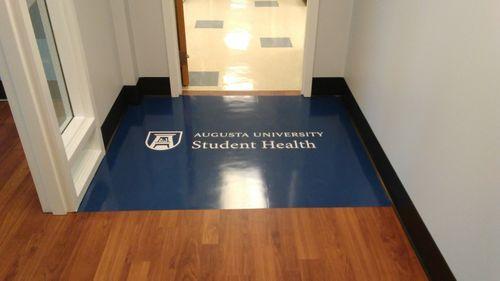 Augusta Health Floor Vinyl