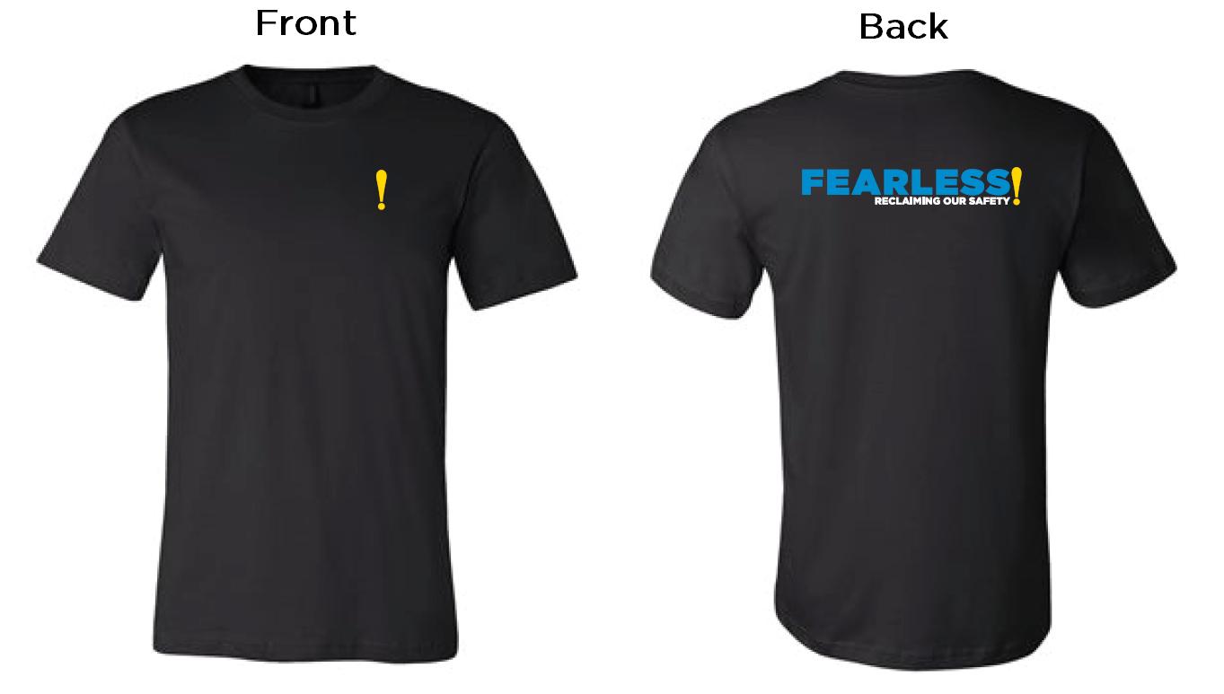 Fearless! Logo Tee