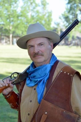 Re-enactor to portray champion hunter during program at Cultural Heritage Center