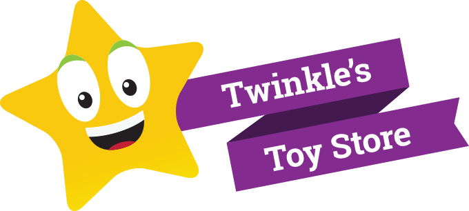 Twinkle's Toy store logo