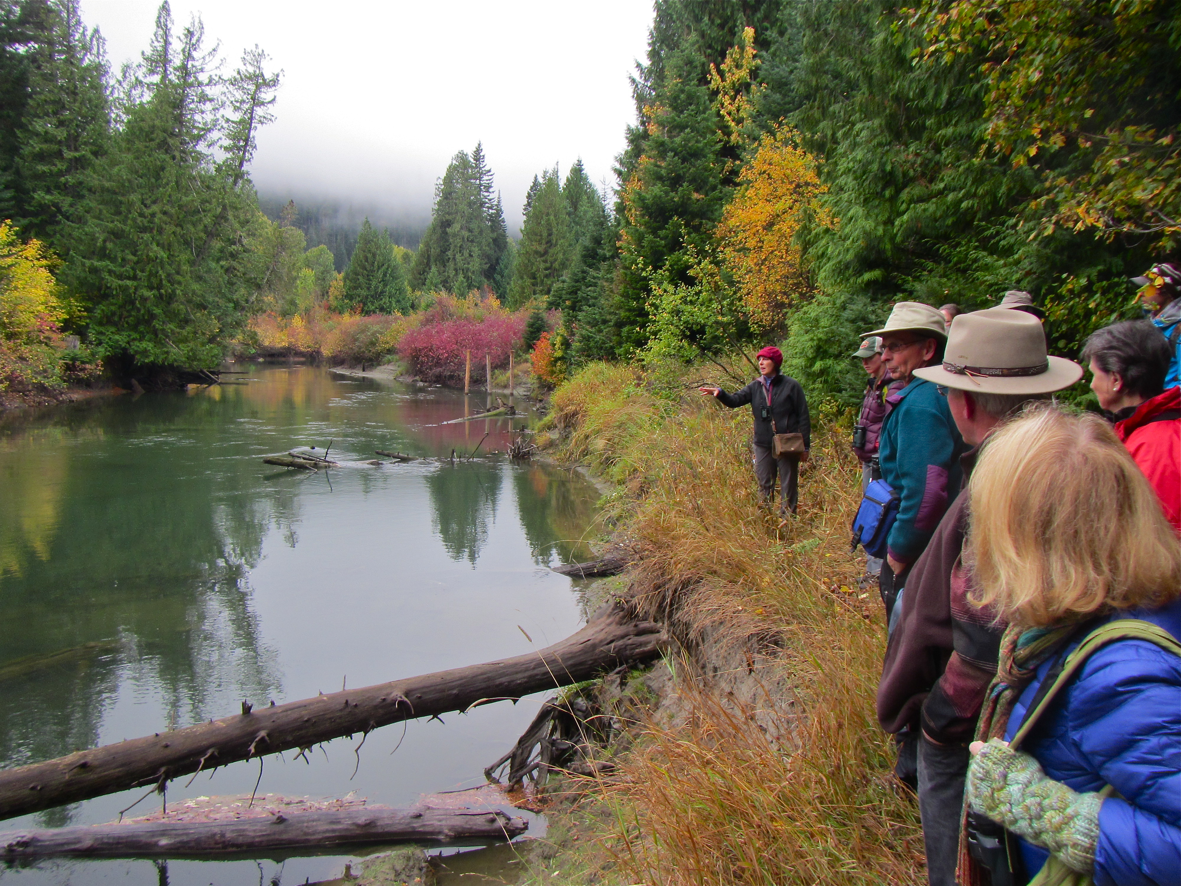 Wenatchee Naturalist 12 week course