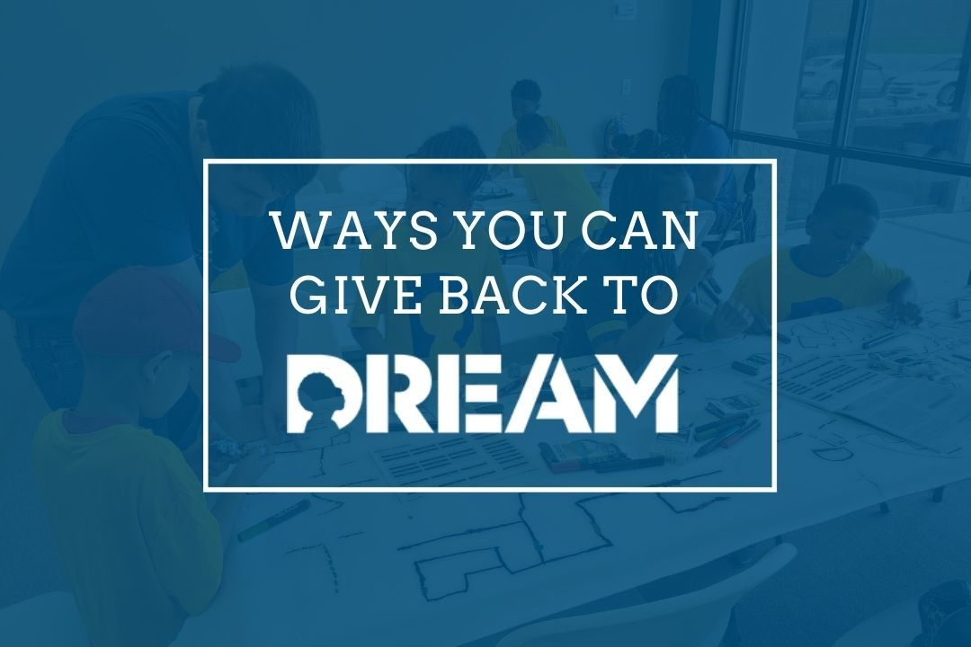 Ways You Can Give Back To Our Organization