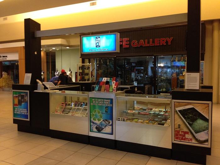 Mall Kiosk Graphics