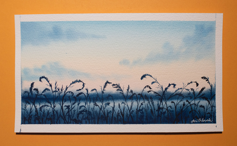 """Lori Orlowski - """"Through the Reeds"""""""