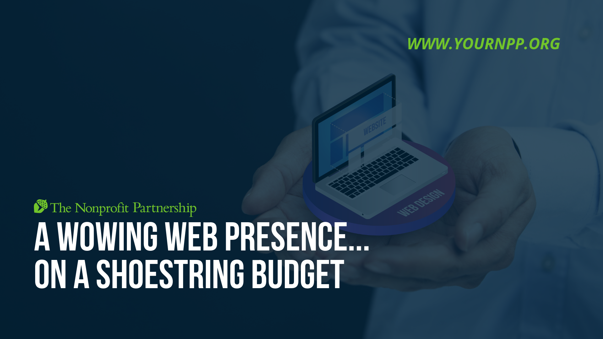 A Wowing Web Presence... on a Shoestring Budget
