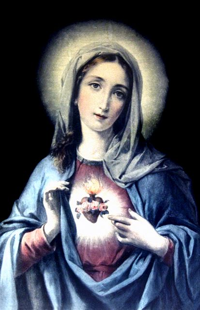 PC 004 Immaculate Heart