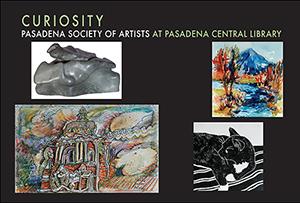 "2014 - ""Curiosity"" - Pasadena Library - October 1-30"