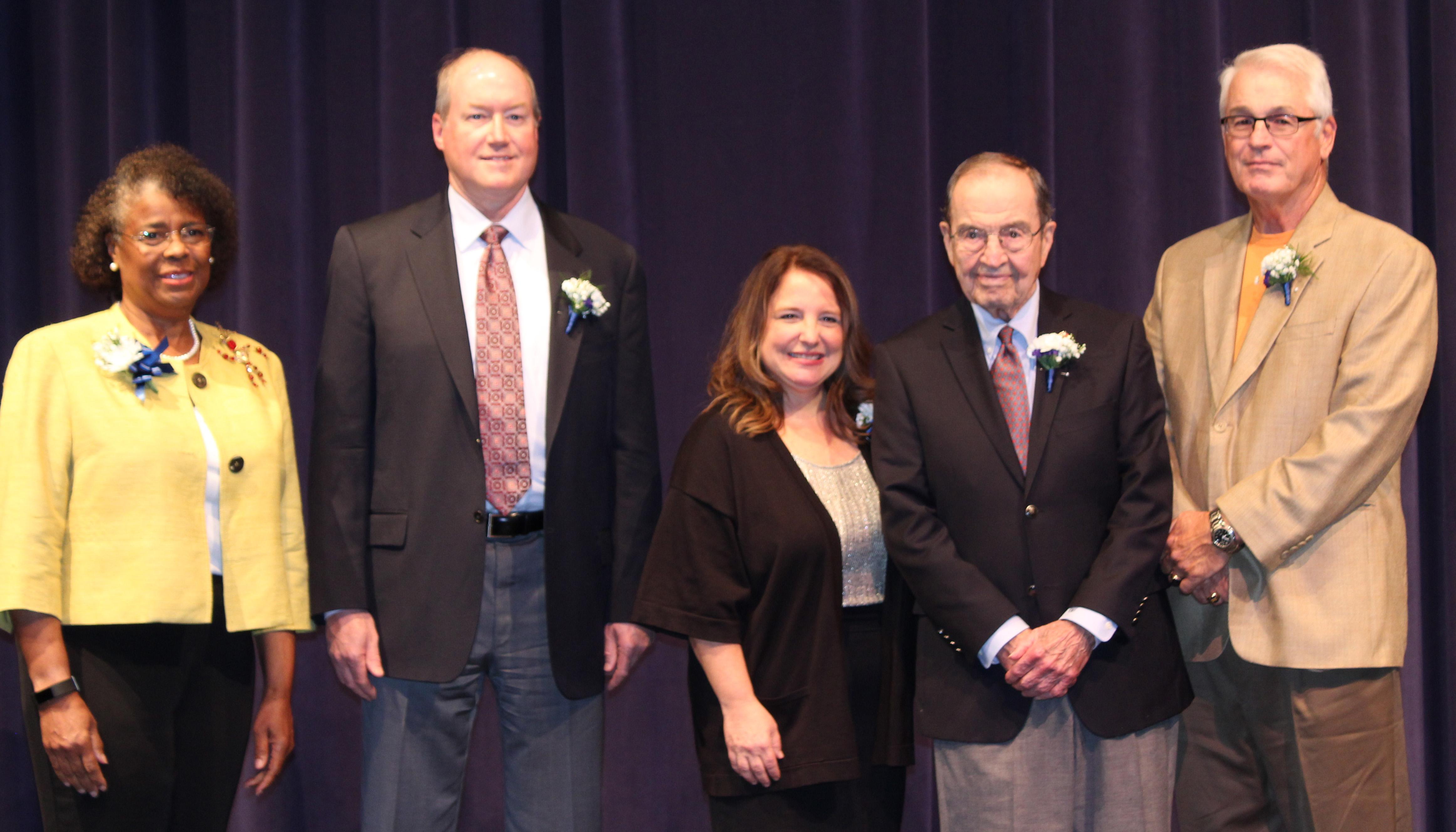 AHS Outstanding Alumni Recognized