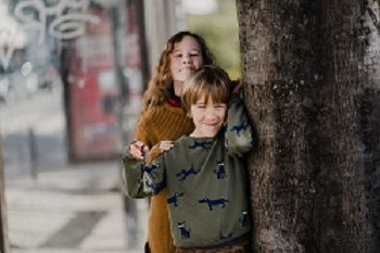 CASA Helps Raphael and Elise Succeed in School