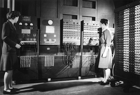 """The Forgotten Female Programmers Who Created Modern Tech"""
