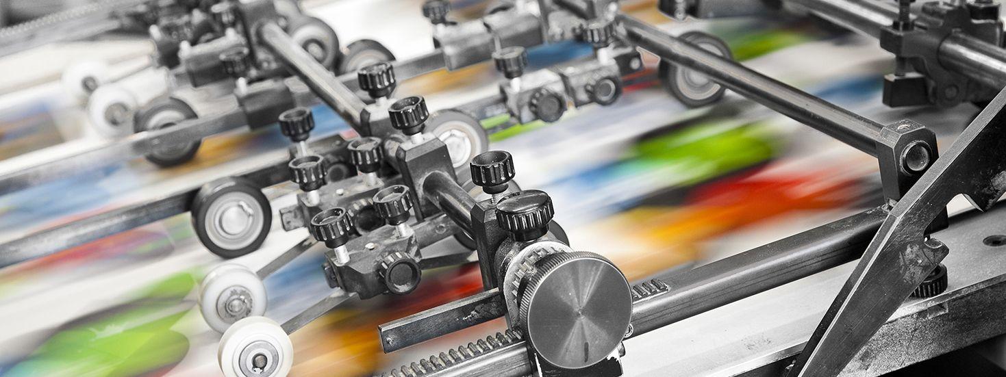 Digital, Offset & Large Format Printing