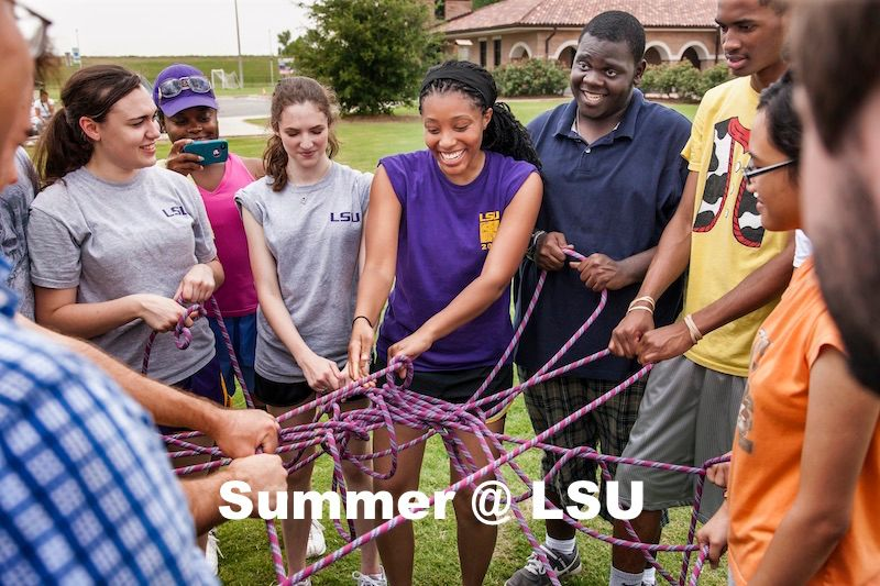 LSU Summer Opportunities K-Adult