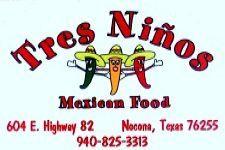 Tres Ninos Mexican Food