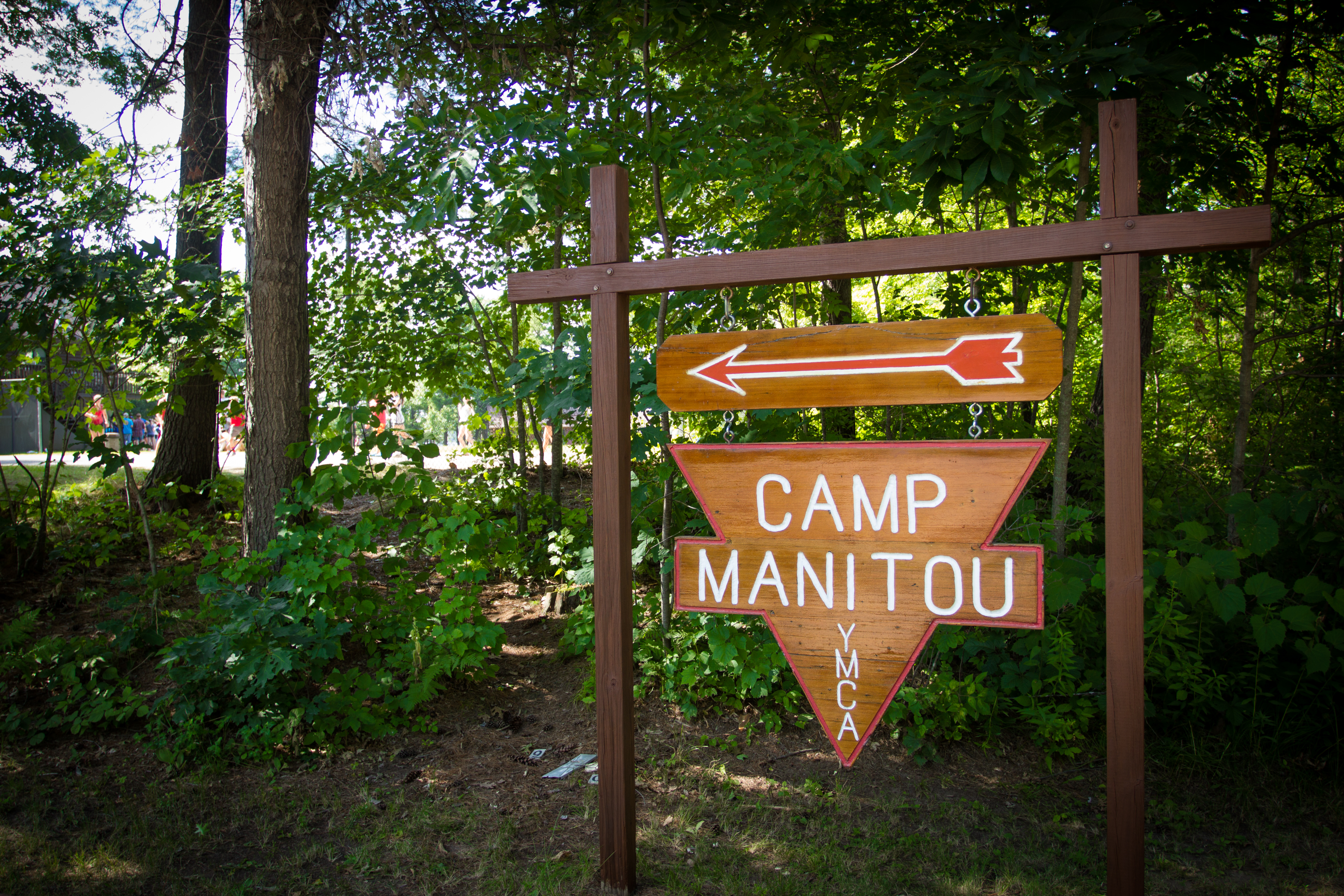 WISCONSIN Camp Manitou