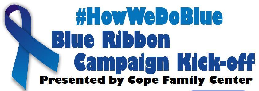 Blue Ribbon Campaign Kick-off
