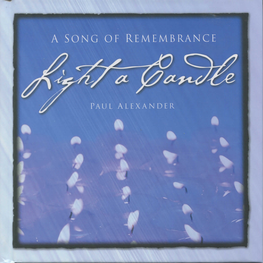 Light a Candle:  A Song of Remembrance (book and CD)