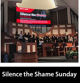 Silence the Shame Sunday