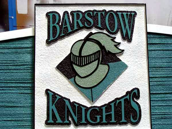 FA15601 - High School Athletic Sign Detail