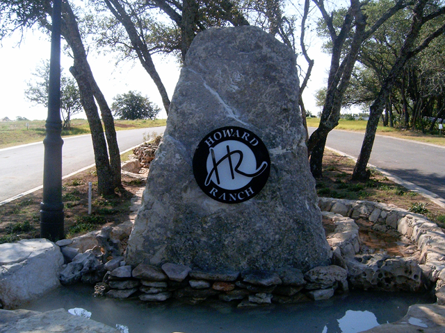 Howard Ranch- Manufacture & Installation